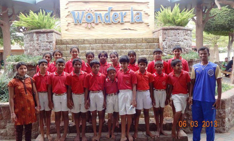 Wonderla - India's Best Amusement Parks & Resorts